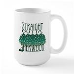Straight Outta Sherwood Mugs