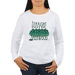 Straight Outta Sherwood Long Sleeve T-Shirt
