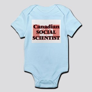 Canadian Social Researcher Body Suit
