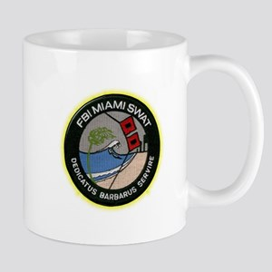 FBI Miami SWAT Mug