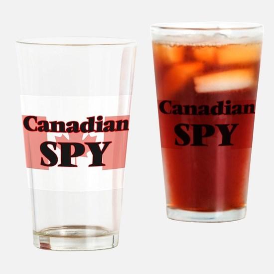 Canadian Sports Therapist Drinking Glass