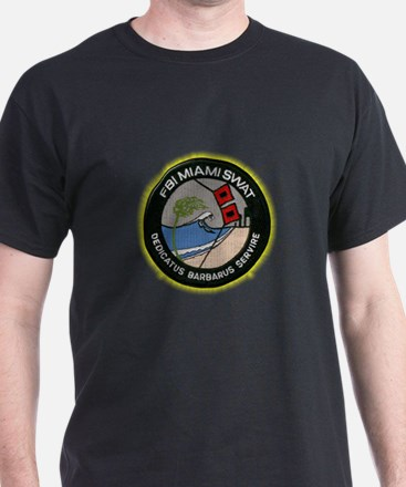 FBI Miami SWAT T-Shirt