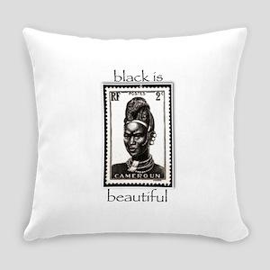 beautiful woman Everyday Pillow