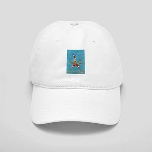 Christmas Starfish Baseball Cap