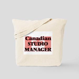 Canadian Studio Manager Tote Bag