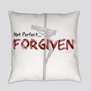 NotPerfect-Forgiven_4Light Everyday Pillow