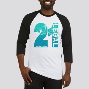 21 Legal Baseball Jersey