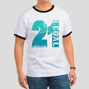 21 Legal Ringer T