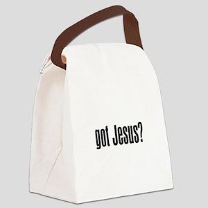 GotJesus_4Light Canvas Lunch Bag