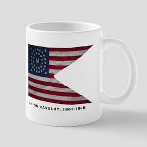 Union Cavalry Mug
