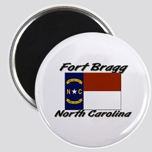 Fort Bragg North Carolina Magnet