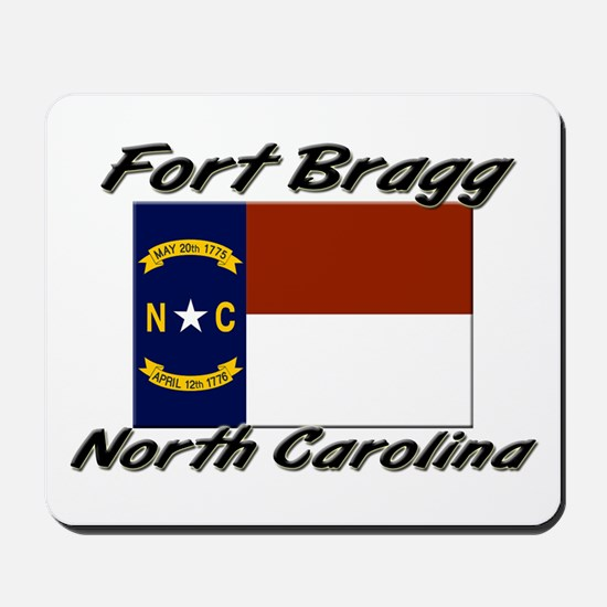 Fort Bragg North Carolina Mousepad