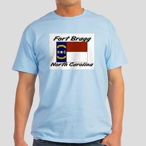 Fort Bragg North Carolina Light T-Shirt