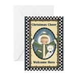 Christmas Cheer (pk Of 10) Greeting Cards