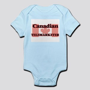 Canadian Telemarketer Body Suit