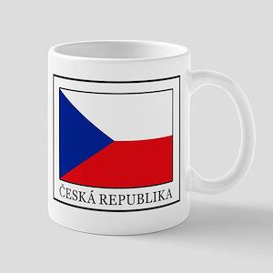 Ceska Republika Mugs