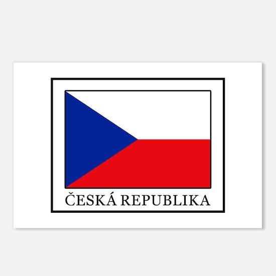 Ceska Republika Postcards (Package of 8)