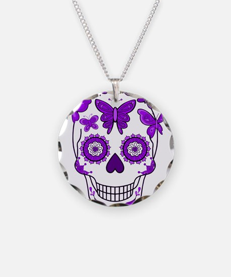 Funny All souls day Necklace