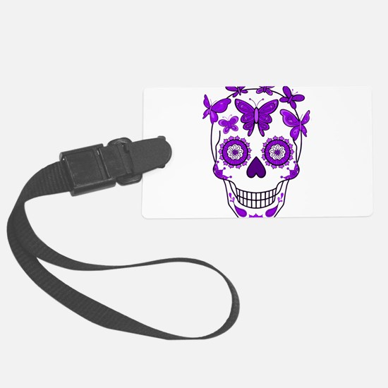 Unique All souls day Luggage Tag