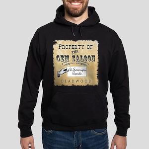 Gem Saloon Deadwood Hoodie (dark)