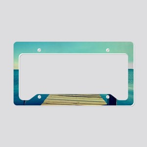 Tomorrow WIll Have to Wait License Plate Holder