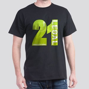 21 Legal Dark T-Shirt