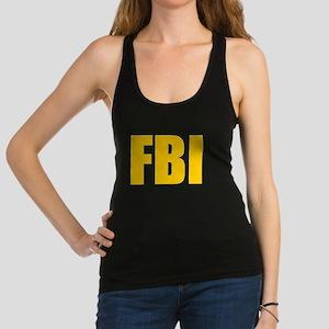 FBI Racerback Tank Top