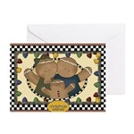 Christmas Wishes Card (pk Of 10) Greeting Cards