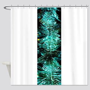 Earth Crystals Shower Curtain