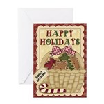 Happy Cookie Card Greeting Cards