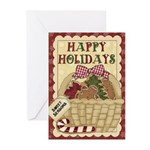 Happy Cookie (pk Of 10) Greeting Cards