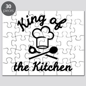 King of the kitchen Puzzle