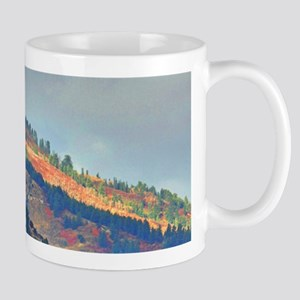 Autumn canyon Mug