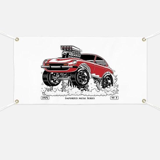 280Z Gasser Wheelie-3 Banner
