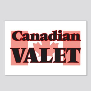 Canadian Valet Postcards (Package of 8)