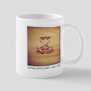 Union Artillery Mug