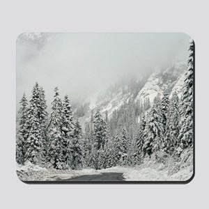 Winter Wonderland Mousepad