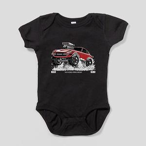 280Z Gasser Wheelie-3 Baby Bodysuit