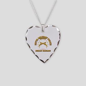 287th Mp Company - Berlin Bri Necklace Heart Charm