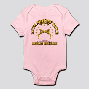 287th MP Company - Berlin Brigade Infant Bodysuit