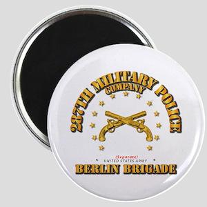 287th Mp Company - Berlin Brigade Magnet Magnets
