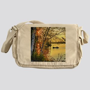80a05c59f2 Fishing Boat Messenger Bags - CafePress