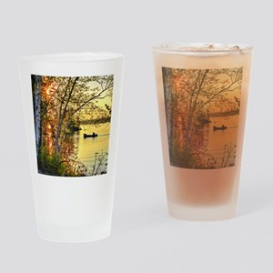 Heading Home Drinking Glass
