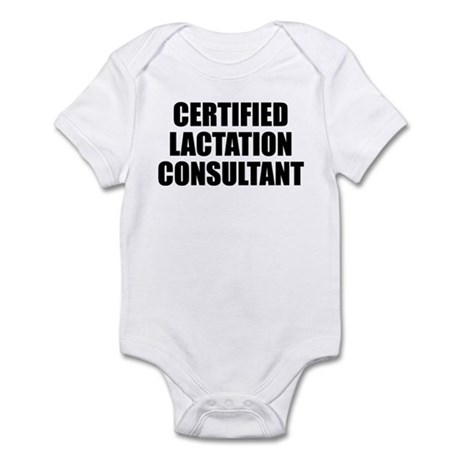Lactation Consultant Infant Bodysuit
