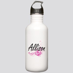 Allison Artistic Name Stainless Water Bottle 1.0L