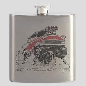1956 Gasser wheelie-1 Flask