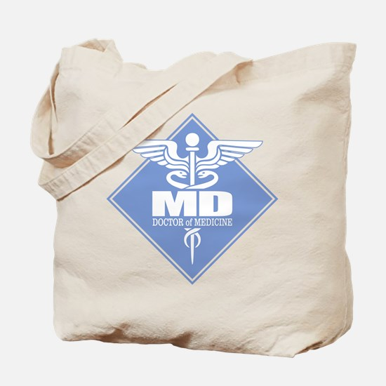 MD (b)(diamond) Tote Bag