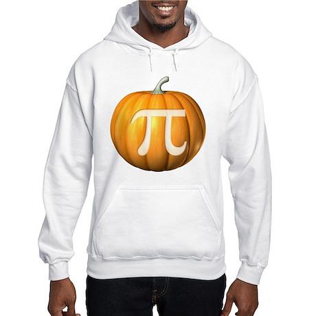 Pumpkin Pi Hooded Sweatshirt