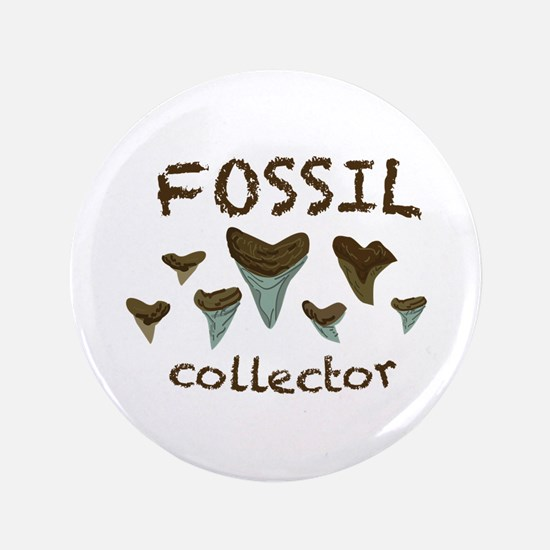 Fossil Collector Button