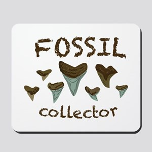 Fossil Collector Mousepad